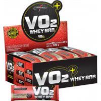 Barra De Proteina Integralmédica Vo2 Protein Bar - Cookies - 24 Unidades