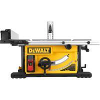 "Serra De Mesa Dewalt Dwe7492 Industrial, 10"", 2000 Watts - 220 Volts"