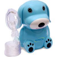 Inalador E Nebulizador - Nebdog - Azul - G-Tech