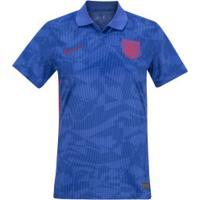 Camisa Inglaterra 2 Nike Feminina - Azul Escuro