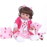 Boneca Bebe Reborn Laura Baby Michelle