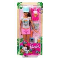 Boneca - Barbie - Fashionista - Bb Fotografa Natureza Gkh73