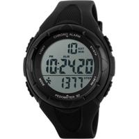 Relógio Skmei Pedômetro Digital 1108 Preto
