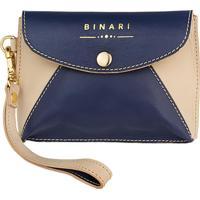 Carteira Binari Vegas Azul