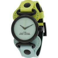 Marc Jacobs Watches Relógio Color Block - Azul