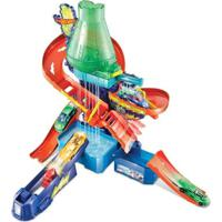 Estação Científica Hot Wheels Color Change - Mattel