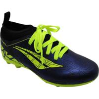 9ef44b6bfc Netshoes  Chuteira Campo Penalty Rx Locker Vii Infantil - Masculino