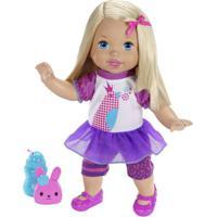 Boneca Little Mommy - Fala Comigo - Mattel