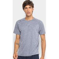Camiseta Mizuno Sky Run 02 Masculina - Masculino-Mescla