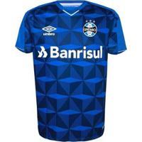 Camisa Umbro Grêmio Oficial Iii C Nº 10 Masculina - Masculino
