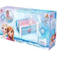 Berço Para Boneca - Disney Frozen - Líder - Feminino-Incolor