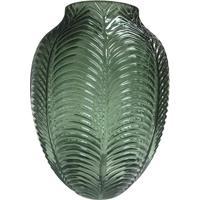 Vaso Folhagem- Verde- 20Xø15Cm- Full Fitfull Fit