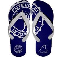 Chinelo Futevólei Sand Walk Azul