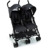 Carrinho De Bebê Para Gêmeos Nano Two Preto - Safety 1St