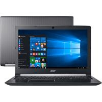 "Notebook Acer A515-51G-72Db - Intel Core I7-7500U - Nvidia 2Gb - Ram 8Gb - Hd 1Tb - Led 15.6"" - Full Hd - Windows 10"