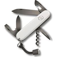 Canivete Victorinox Spartan Branco 12F 1.3603.7P