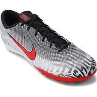 Netshoes  Chuteira Society Nike Mercurial Vapor 12 Academy Neymar Jr Tf -  Unissex 1b92b9ccdb3fe