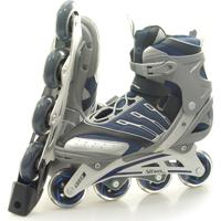 Patins Inline Pro Rollers Abec 7 Base Alumínio