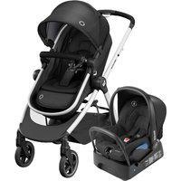 Carrinho De Passeio Com Bebê Conforto Travel System Maxi-Cosi