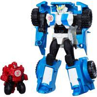 528078f7e0 ... Figura Transformável Combinerforce - Trickout E Strongarm -  Transformers - Hasbro - Masculino-Incolor