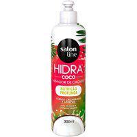 Ativador De Cachos Salon Line Hidra Coco Com 300Ml 300Ml