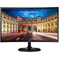 "Monitor 27"" Samsung Led Curvo Full Hd Com 3000:1 De Contraste - Lc27F390Fhlmzd"