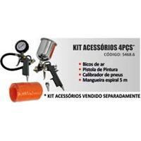 Kit De Acessorios 4 Peças Motocompressor 5468.6 - Motomil