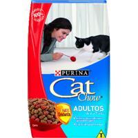 Ração Purina Cat Chow Adultos Carne Gatinho 1Kg