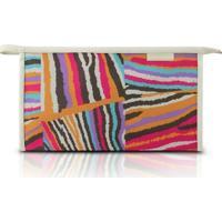 Necessaire Envelope Jacki Design Nylon - Feminino