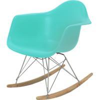 Cadeira Eames Com Braco Base Balanco Tiffanny Fosco - 43638 - Sun House