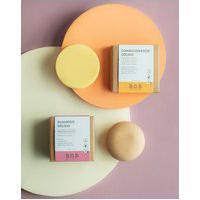Amaro Feminino B.O.B. Kit Shampoo Em Barra Revitalizante & Condicionador Em Barra Modelador, Neutra