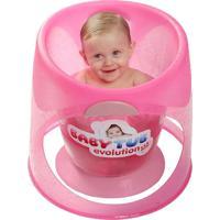 Banheira Baby Tub Evolution Rosa