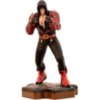 Boneco Colecionável Tekken Jim Kazama 10,5Cm - Unissex-Incolor
