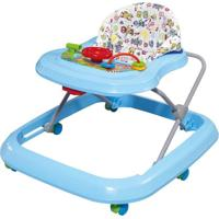Andador Toy Azul-Bebê Tutti Baby