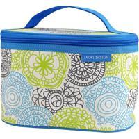 Necessaire Frasqueira Tam. P Jacki Design My Lolla Azul