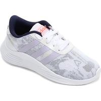 Tênis Juvenil Adidas Lite Racer 2 0 K - Unissex-Branco