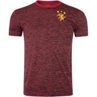 Camiseta Do Sport Recife Mixed 19 - Masculina - Vermelho