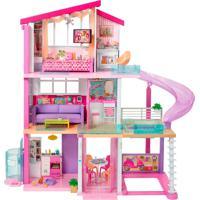 Barbie Casa Dos Sonhos Com Escorregador - Mattel - Kanui