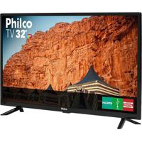 "Tv Led 32"" Ptv32G50D Usb Hdmi 60Hz Philco"