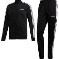 Agasalho Adidas Mts B2Bas 3S C Preto