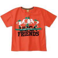 Blusa Lilica Ripilica Infantil - 10111562I Laranja