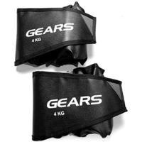 Par Caneleira Ajustável 4 Kg Gears - Unissex