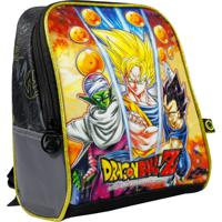 Lancheira Dragon Ball Db6062L Amarelo