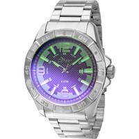 ... Relógio Condor Big Case - Masculino-Prata 3eea70478b