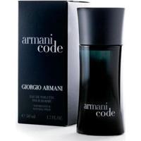 Perfume Armani Code Eau De Toilette Masculino- Giorgio Armani