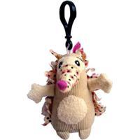 Chaveirinho Infantil Deglingos Mini Pikos, A Porca Espinho Feminino - Feminino-Incolor