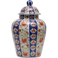 Vaso De Porcelana Giardino