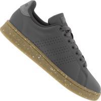 Tênis Adidas Advantage - Masculino - Cinza Escuro