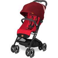 Carrinho De Bebê Travel System Qbit+ Gb Vermelho