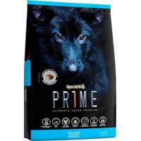 Ração Special Dog Prime Super Premium Cães Filhotes Júnior 5Un 3Kg
